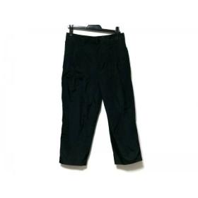 【中古】 バレンチノ R.E.D VALENTINO パンツ サイズ40 M レディース 黒