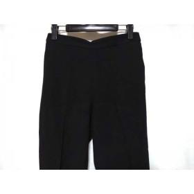 【中古】 クロエ Chloe パンツ サイズ34 S レディース 黒