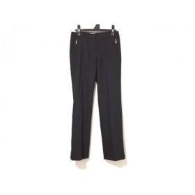 【中古】 ハロッズ HARRODS パンツ サイズ2 M レディース 黒