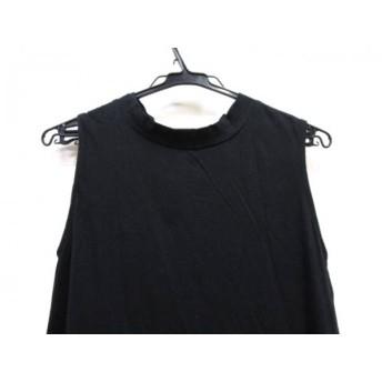【中古】 ノーブランド ワンピース サイズ38 M レディース 黒