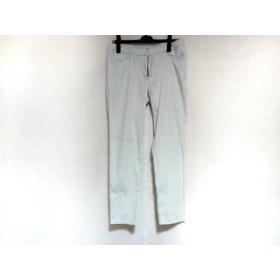 【中古】 スキャパ Scapa パンツ サイズ38 L レディース ライトブルー