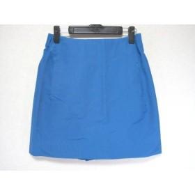 【中古】 ダジリータ D'agilita スカート サイズ36 S レディース ブルー