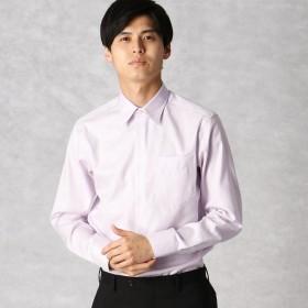 [マルイ] 【形態安定】人気の市松ドレスシャツ/コムサメン(COMME CA MEN)