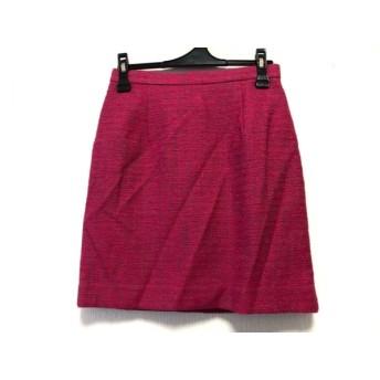 【中古】 アプワイザーリッシェ Apuweiser-riche ミニスカート サイズ2 M レディース 美品 ピンク