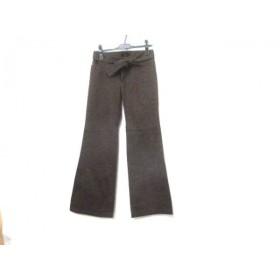 【中古】 シーシークロス C.C.CROSS パンツ サイズ36 S レディース カーキ