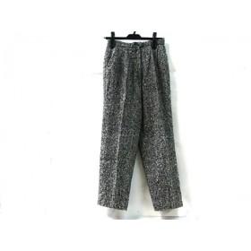 【中古】 ノーブランド パンツ サイズL レディース ブラック ホワイト