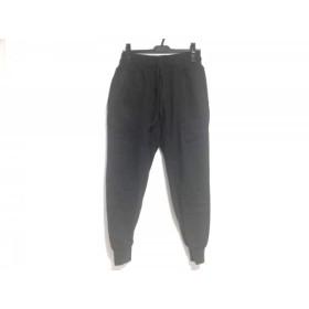 【中古】 ジェームスパース JAMES PERSE パンツ サイズ1 S レディース 黒