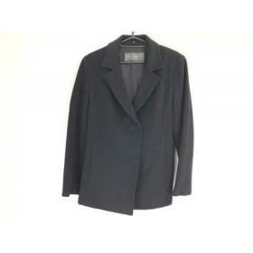 【中古】 ボディドレッシングデラックス BODY DRESSING Deluxe コート サイズ9 M レディース 黒 冬物