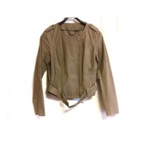 【中古】 リフレクト ReFLEcT ジャケット サイズ11 M レディース グレー 春・秋物