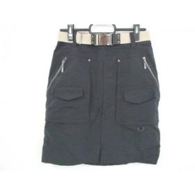 【中古】 ボディドレッシングデラックス BODY DRESSING Deluxe スカート サイズ36 S レディース ネイビー