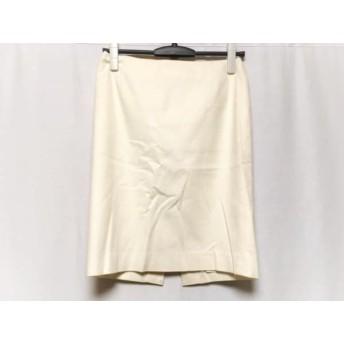【中古】 ピンキー&ダイアン Pinky & Dianne スカート サイズ38 M レディース アイボリー