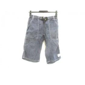 【中古】 リー Lee ハーフパンツ サイズ150 レディース ダークブルー