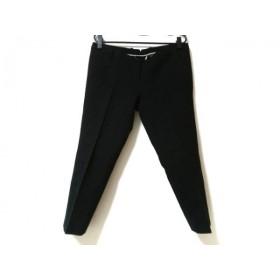 【中古】 インコテックス INCOTEX パンツ サイズ44 L レディース 黒