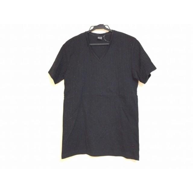 【中古】 カルバンクライン CalvinKlein 半袖Tシャツ サイズM メンズ 黒