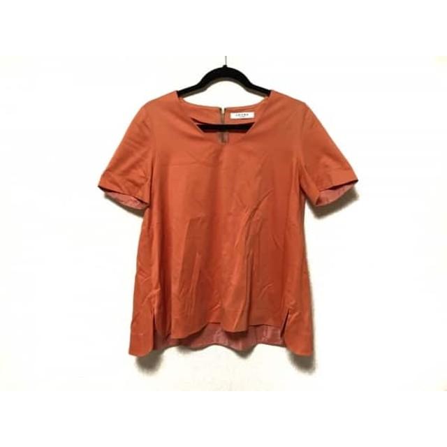 【中古】 アドーア ADORE チュニック サイズ38 M レディース オレンジ