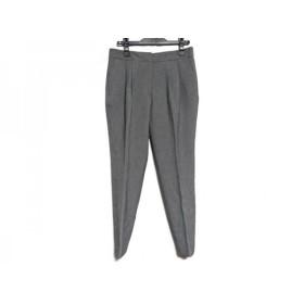 【中古】 エンフォルド ENFOLD パンツ サイズ40 M レディース 美品 グレー