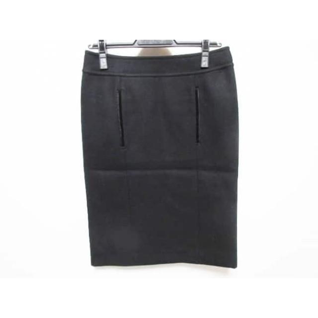 【中古】 ボディドレッシングデラックス BODY DRESSING Deluxe スカート サイズ7 S レディース 黒
