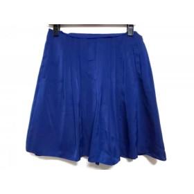 【中古】 ボディドレッシングデラックス BODY DRESSING Deluxe スカート サイズ38 M レディース ブルー