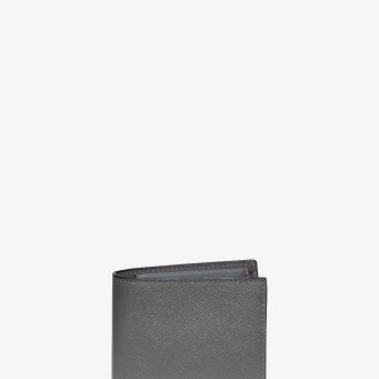 Michael Kors(マイケルコース) メンズ 財布・革小物 財布 MICHAEL KORS MEN'S HARRISON ビルフォールド ウィズ コインポケット グレー NS