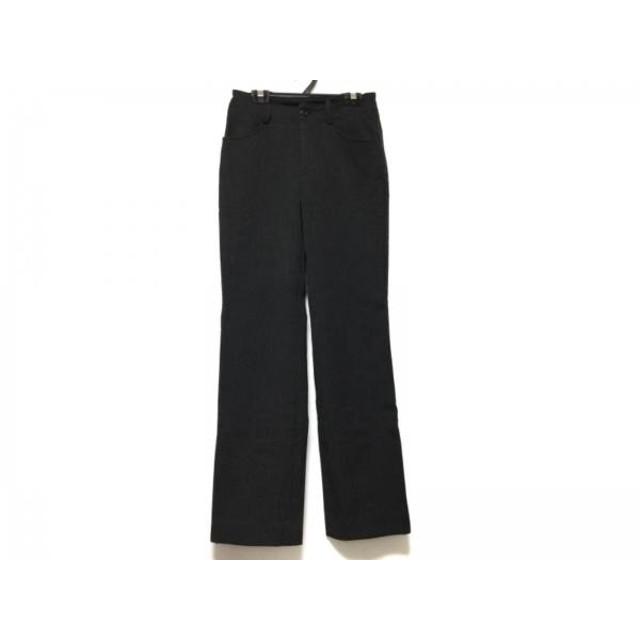 【中古】 ビースリー B3 B-THREE パンツ サイズ30 XS レディース 美品 ダークグレー