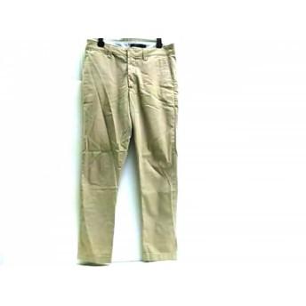 【中古】 ポロラルフローレン POLObyRalphLauren パンツ サイズ6 M レディース ライトブラウン