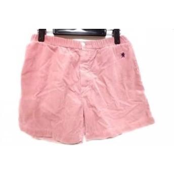 【中古】 ジムフレックス Gymphlex ショートパンツ サイズ12 L レディース ピンク