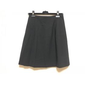 【中古】 セオリー theory スカート サイズ2 S レディース 黒