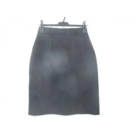 【中古】 オットー OTTO スカート サイズL L レディース ブラック