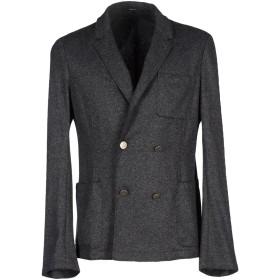《期間限定 セール開催中》BRIAN DALES メンズ テーラードジャケット 鉛色 46 ウール 80% / ナイロン 20%