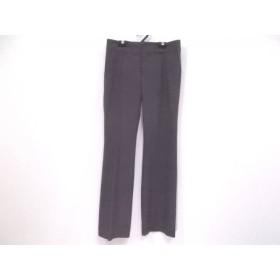 【中古】 ニジュウサンク 23区 パンツ サイズ38 M レディース グレー