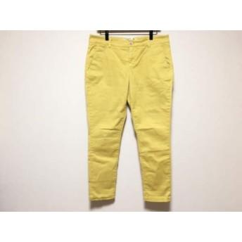 【中古】 シビリア SIVIGLIA パンツ サイズ29 XL レディース イエロー