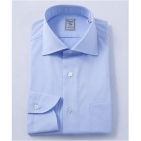 [シャツ]ヒトヨシ ドレスシャツ HC7S-W-032 ブルー 40-84