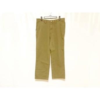 【中古】 ポロラルフローレン POLObyRalphLauren パンツ サイズ33W 32L メンズ 美品 ダークブラウン