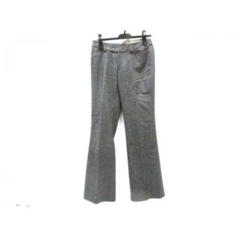 【中古】 メイソングレイ MAYSON GREY パンツ サイズ2 M レディース グレー