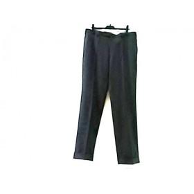 【中古】 ニューヨーカー NEW YORKER パンツ サイズ92 レディース ダークグレー