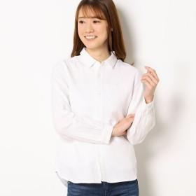 [マルイ]【セール】シームポケットロゴ刺繍シャツ/リラシク(LILASIC)