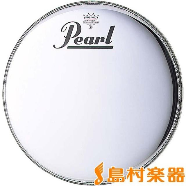 Pearl パール SF-22B/C-BS ドラムヘッド/スターファイアークローム22'