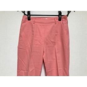 【中古】 ピッコーネ PICONE パンツ サイズ38 S レディース ピンク
