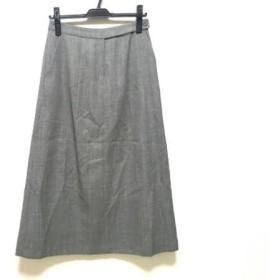【中古】 ロイスクレヨン Lois CRAYON スカート サイズM レディース グレー