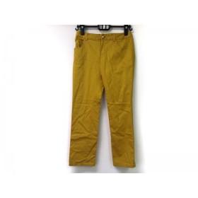 【中古】 チェスティ Chesty パンツ サイズ0 XS レディース イエロー