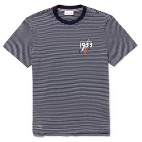 『1933』プリントボーダーTシャツ