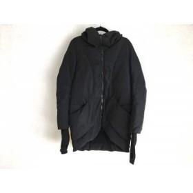 【中古】 スライ SLY ダウンコート サイズ1 S レディース 美品 黒 冬物