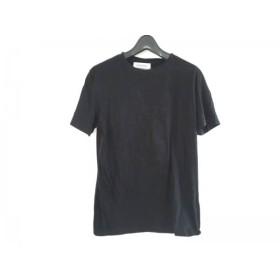 【中古】 イヴサンローラン YvesSaintLaurent 半袖Tシャツ メンズ 黒