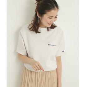 Sonny Label / サニーレーベル Champion 別注ラウンドテール刺繍スウェットシャツ