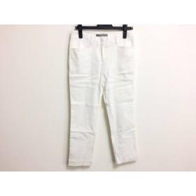 【中古】 セオリーリュクス theory luxe パンツ サイズ36 S レディース 白