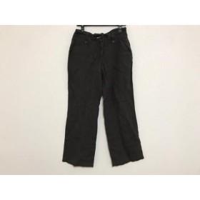 【中古】 コントワーデコトニエ COMPTOIR DES COTONNIERS パンツ サイズ38 M レディース ダークブラウン