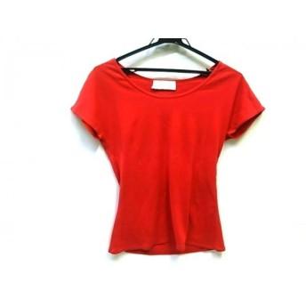 【中古】 ジェニー GENNY 半袖Tシャツ サイズ38 M レディース 赤