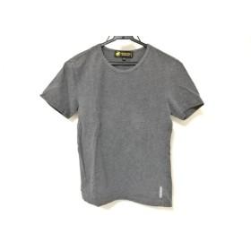 【中古】 ハンティングワールド HUNTING WORLD 半袖Tシャツ レディース ダークグレー