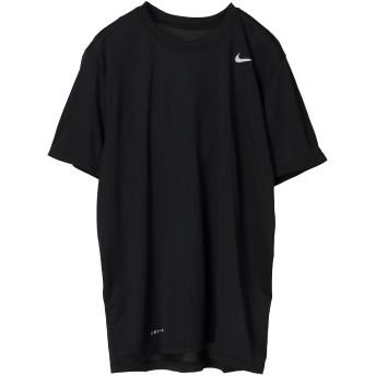 NIKE men's 「リアルストア連動品番」ナイキ DRI-FIT レジェンド S/S Tシャツ ランニング・トレーニングウェア,ブラック