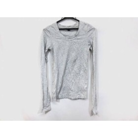 【中古】 セオリー theory 長袖Tシャツ サイズS/P S レディース ライトグレー
